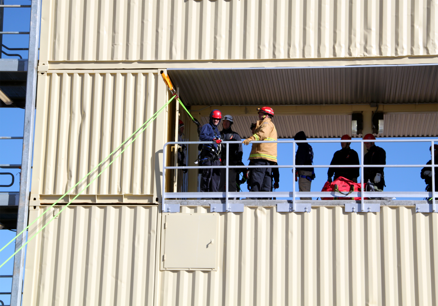 Technical Rescue Tower